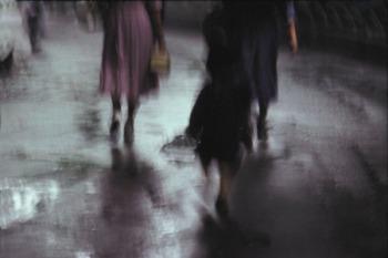 Eckhard Kremers 1978 Ame Tokyo [雨東京]