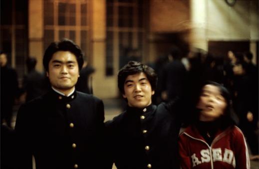 Eckhard Kremers 1978 Waseda [早稲田]