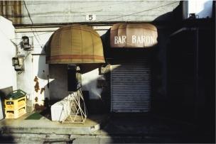 Eckhard Kremers 1980 Bar Baron Shibuya [バー・バロン渋谷]
