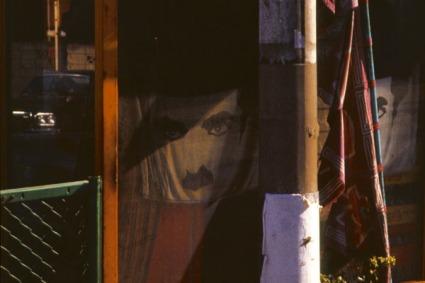 Eckhard Kremers 1980 Charlie Chaplin The Tramp [チャーリー・チャップリン「放浪者」]