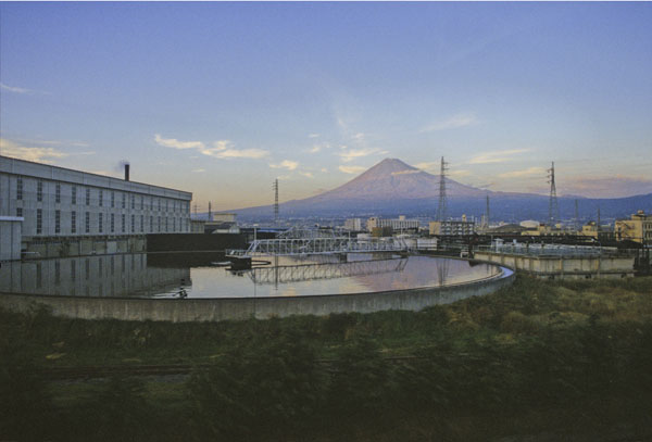 Eckhard Kremers 1983 Fujisan [富士山]