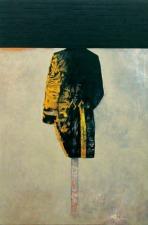 Eckhard Kremers 1998 Rock [coat] 180x120cm