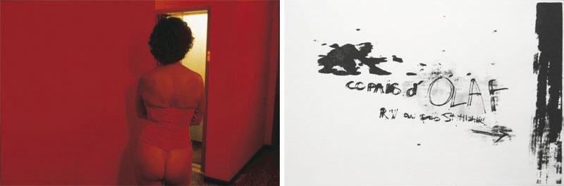 Eckhard Kremers 2001 Purgatorium II Copains d'Olaf [purgatory ii olaf's buddies] 60x100cm