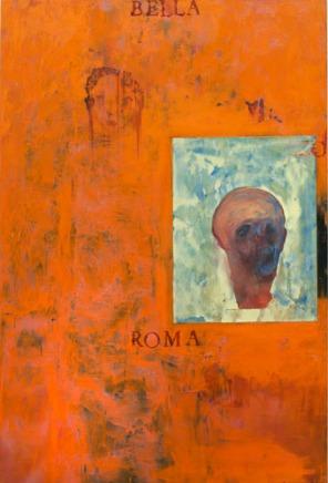 Eckhard Kremers 2010 Bella Roma 120x80cm