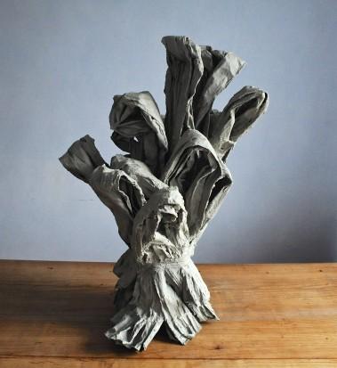 Eckhard Kremers 2011 Bouquet I Papier [bouquet i paper] 2