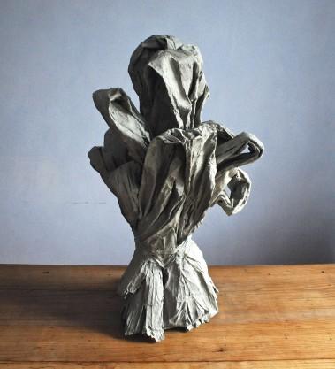 Eckhard Kremers 2011 Bouquet I Papier [bouquet i paper] 3