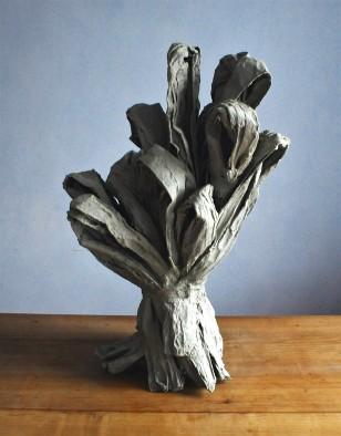 Eckhard Kremers 2011 Bouquet I Papier [bouquet i paper] 4