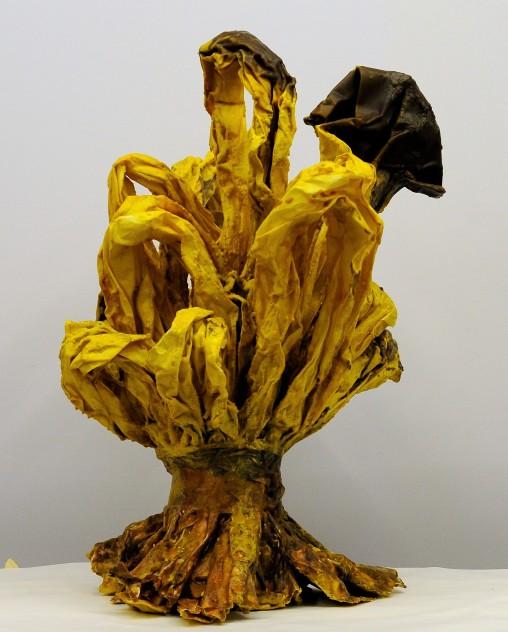 Eckhard Kremers 2011 Bouquet III Wachs [bouquet iii wax] 2