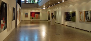Eckhard Kremers 2012 Ausstellung im Kunstverein Bayreuth [exhibition in bayreuth] 1