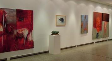 Eckhard Kremers 2012 Ausstellung im Kunstverein Bayreuth [exhibition in bayreuth] 2