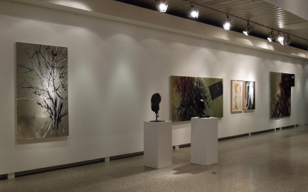 Eckhard Kremers 2012 Ausstellung im Kunstverein Bayreuth [exhibition in bayreuth] 4