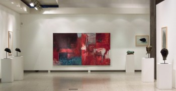 Eckhard Kremers 2012 Ausstellung im Kunstverein Bayreuth [exhibition in bayreuth] 6