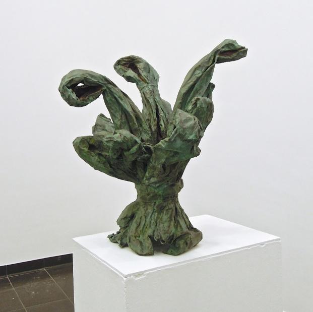 Eckhard Kremers 2014 Bouquet VII Ausstellung im Marburger Kunstverein [bouquet vii in exhibition]