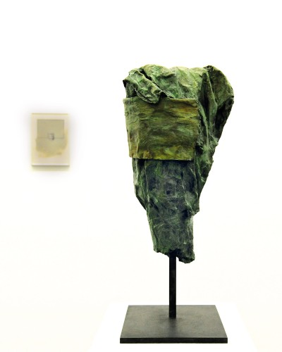 Head 12 with bandages